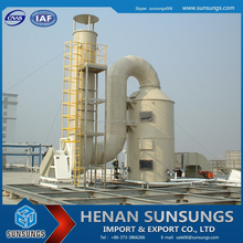 Flue gas purification equipment industrial smog desulfurization tower