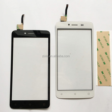 hot Mobile Phone Touchscreen Panel For Fly FS505 Nimbus 7 FS 505 Touch Screen Digitizer Front Glass Lens