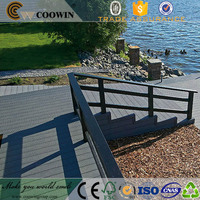 COOWIN - resistant WPC Deck Flooring Polishing Treatment For Walk Road