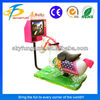 coin operated playground equipment kiddie ride Golden horse panyu game machine