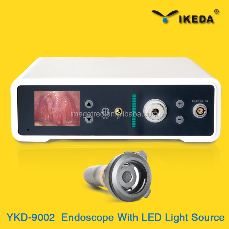 Waterproof 3mm industrial endoscope