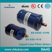 EK032 Emerson ce certification refrigeration filter drier price