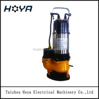 V750Fstainless submersible dirty water pump taizhou sewage water submersible pumps