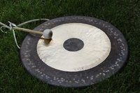 High Quality Gong for Therapy Overtone Sound Bath Treatment