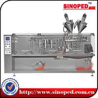 Special Shape Bag Filling Sealing Packing Machine