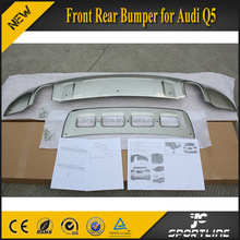Q5 Steel Front and Rear Bumper Guard for Audi Q5