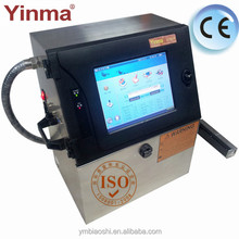 White used inkjet printer for label and banner/printing machine