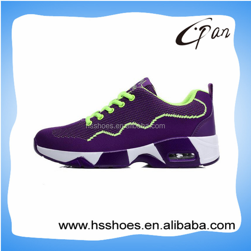 Excellent material customized sport shoes for girls