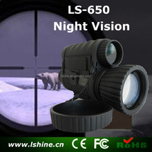 wide range night vision riflescope hunting helmet night vision goggle