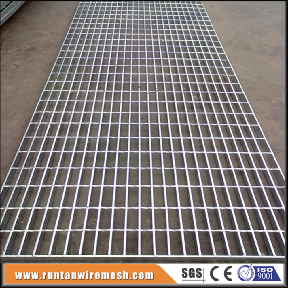 Catwalk grid metal decking galvanised floor grates