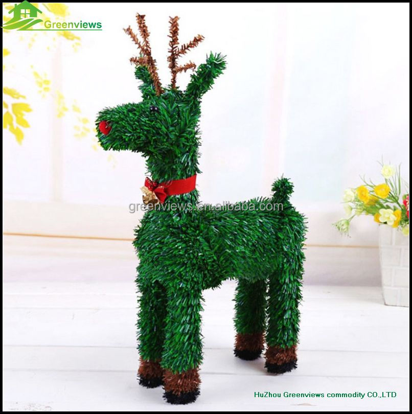 60cm Christmas deer ornament Xmas decorations acrylic solar deerchristmas deer for christmas decoration BGSY1058
