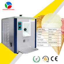 Manufacture&Hot Sale Industrial Commercial Table Top Soft/Hard Serve Ice Cream Machine