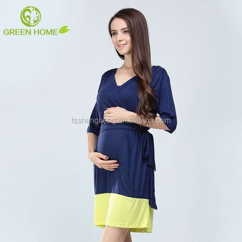 OEM maternity clothes factory maternity dresses in ghana