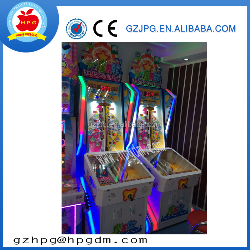 manufacturer high quality for export US ticket lottery redemption game machine