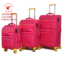 Water proof luggage Suitcase, travel torolley luggage bags for girls