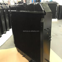 HIGH QUALITY Brazed Truck Radiator 390018