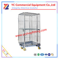 YC-001 shopping trolley,shopping cart, Japan supermarket trolley/cart (original factory)