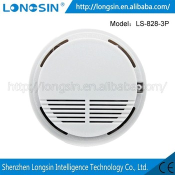 2015 New Arrival Cheap SMS Wireless Smoke Detector Protect Fire Smoke Alarms