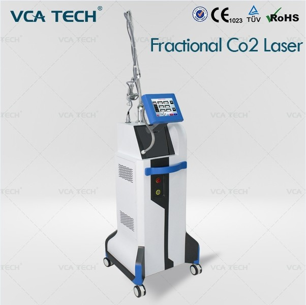 Acne scar treatment remove stretch marks with fractional co2 laser