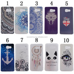 Cartoon print tpu case back cover for Samsung Galaxy A510, TPU Soft case for Galaxy A510