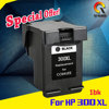 2017 very popular resets chip for HP 300XL ink cartridge