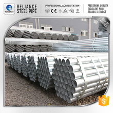 STRUCTURAL HIGH QUALITY GAL SCAFFOLDING STEEL TUBE