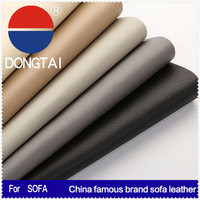 DONGTAI sofa rexine made in china