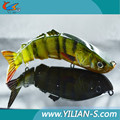 2016 New arrival fishing lure Fashionable 5 sections joint fishing lure,jig lures fishing wholesale