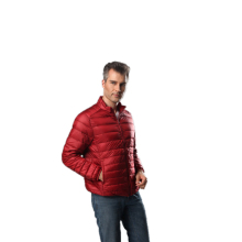 Latest Design Water Proof Bomber Ridding Polyester Shell <strong>Men's</strong> Goode Down <strong>Jacket</strong> for Winter