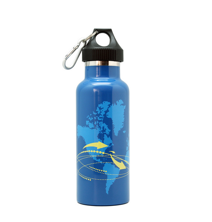 vacuum insulated stainless steel sport WATER bottle hydro canteen