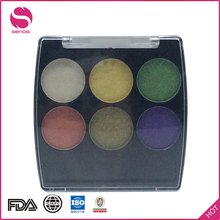 Senos Amazon Selling Products Private Label No Logo Private Label Palette Eye Shadow