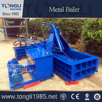practicable metal baling press/scrap metal baler machine for sale