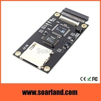 New arrival sd card to 50 pin ide adapter