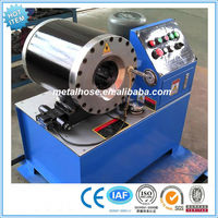 1/4-2 inch rubber air hose crimping machine