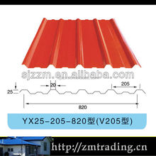 antirust colour steel roof sheets cheap price glazed roof tile