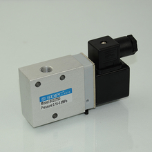 Herion series valve,normally open solenoid valve,3 way valve