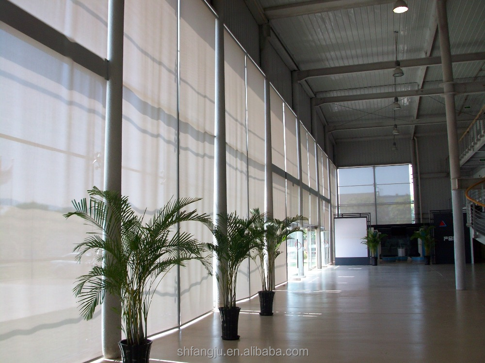 Motorised roller blinds electric roller shades with somfy for Cost of motorized blinds