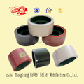 NBR rice mill rubber roller for food processing machinery