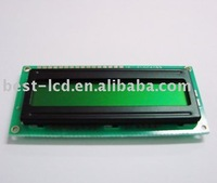 RoHS 16*2 Dots COB Character LCD Module