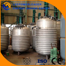 Stainless steel reactor specifications chemical reactor pyrolysis reactor