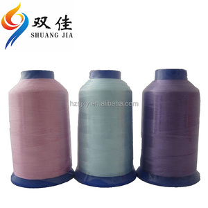 100% sewing polyester embroidery thread