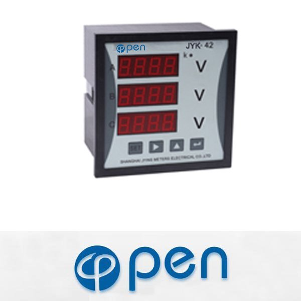 JYK-42 Programming digital meters