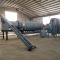 High Quality Standard Blast Furnace Price Bamboo Charcoal Coconut charcoal making machine