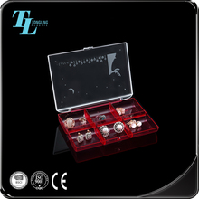 Factory price convenient earring jewellery organizers jewelry holder figurines