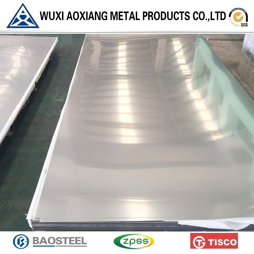 thickness 0.3-3.0mm Cold-Rolled 304 316 Stainless Steel sheet/plate