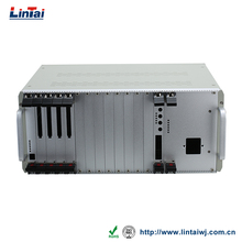 Professional custom color AL5052 Automate test host 4U electronic aluminum instrument subrack case