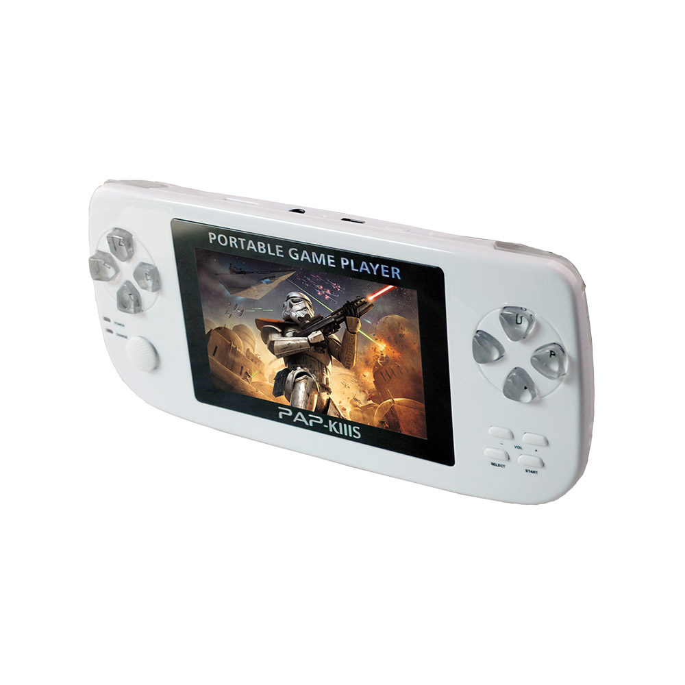 hot sell 64 bit handheld digital juego player PAP-KIIIS video game console