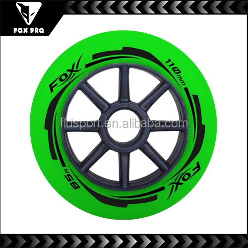 New and High Quality speed skate wheels MI 100mm