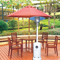 gas tube patio heater