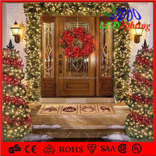 2013 Christmas Wreaths Outdoor Giant Christmas Wreath Christmas Wreath Hanger for home decor